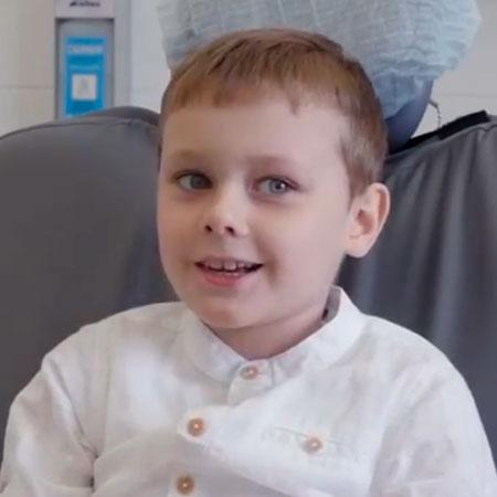 Детская стоматология – отзыв